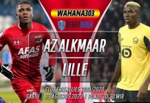 Prediksi AZ Alkmaar vs Lille 8 Agustus 2020