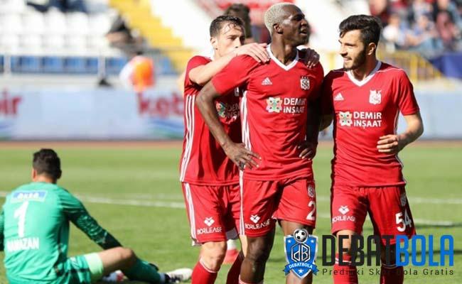 Prediksi Besiktas vs Sivasspor 2 September 2020