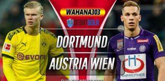 Prediksi Borussia Dortmund vs Austria Wien 16 Agustus 2020