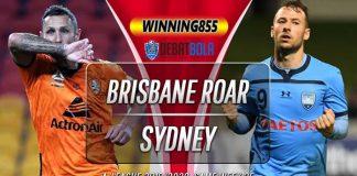 Prediksi Brisbane Roar vs Sydney 10 Agustus 2020
