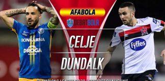Prediksi Celje vs Dundalk 20 Agustus 2020