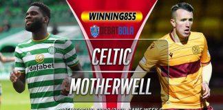Prediksi Celtic vs Motherwell 30 Agustus 2020