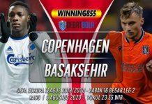 Prediksi Copenhagen vs Istanbul Basaksehir 5 Agustus 2020