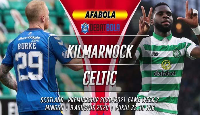 Prediksi Kilmarnock vs Celtic 9 Agustus 2020