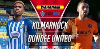 Prediksi Kilmarnock vs Dundee United 29 Agustus 2020