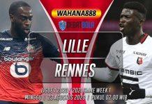 Prediksi Lille vs Rennes 23 Agustus 2020
