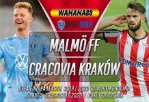 Prediksi Malmö FF vs Cracovia Kraków 28 Agustus 2020