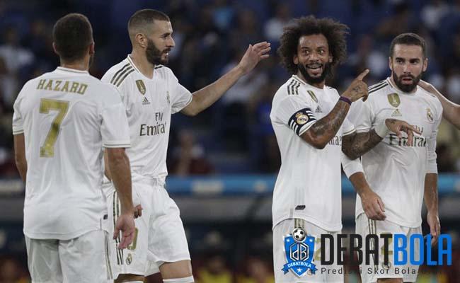 Prediksi Manchester City vs Real Madrid 8 Agustus 2020