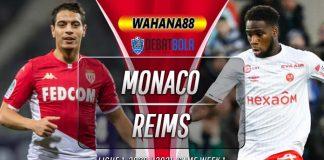 Prediksi Monaco vs Reims 23 Agustus 2020