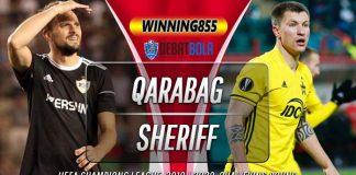 Prediksi Qarabag vs Sheriff 26 Agustus 2020