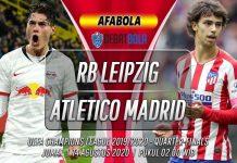 Prediksi RB Leipzig vs Atletico Madrid 14 Agustus 2020