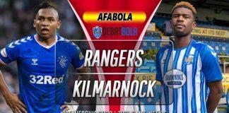 Prediksi Rangers vs Kilmarnock 22 Agustus 2020