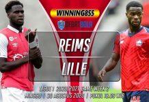 Prediksi Reims vs Lille 30 Agustus 2020