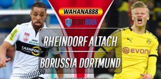 Prediksi Rheindorf Altach vs Borussia Dortmund 12 Agustus 2020