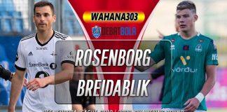 Prediksi Rosenborg vs Breidablik 28 Agustus 2020