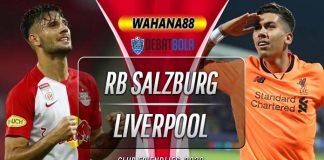Prediksi RB Salzburg vs Liverpool 25 Agustus 2020