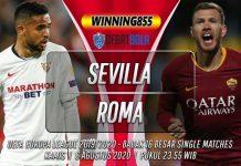 Prediksi Sevilla vs Roma 6 Agustus 2020