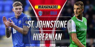 Prediksi St. Johnstone vs Hibernian 23 Agustus 2020