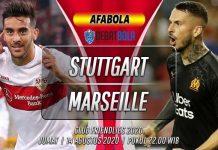Prediksi Stuttgart vs Marseille 14 Agustus 2020
