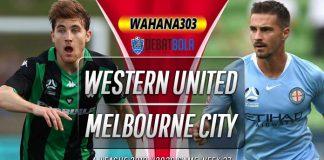 Prediksi Western United vs Melbourne City 19 Agustus 2020