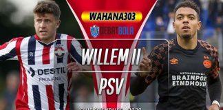 Prediksi Willem II vs PSV 21 Agustus 2020