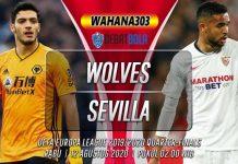 Prediksi Wolves vs Sevilla 12 Agustus 2020