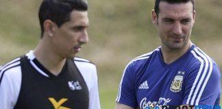 Balasan Pelatih Argentina Atas Kritik Di Maria
