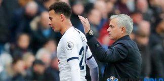 Jose Mourinho Pastikan Dele Alli Kehilangan Tempat di Tottenham Hotspur