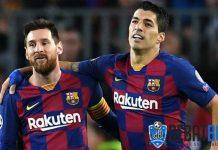 Kecaman Lionel Messi Kepada Barcelona Karena Luis Suarez