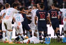 Komisi Disiplin Ligue 1 Dalami Keributan Massal PSG-Marseille