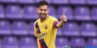 Lionel Messi Pimpin 10 Pesepakbola Terkaya Dunia