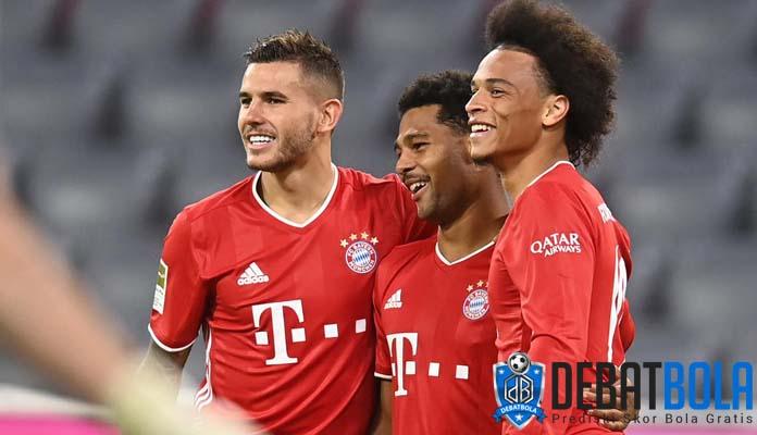 Panggung Utama Pembantaian Bayern Munich Kepada Schalke