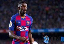 Patokan Harga Barcelona untuk Ousmane Dembele