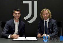 Penyebab Utama Juventus Pilih Alvaro Morata Ketimbang Luis Suarez