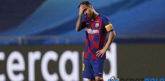 Polemik Barcelona-Lionel Messi Pengaruhi Lautaro Martinez