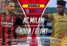 Prediksi AC Milan vs Bodø / Glimt 25 September 2020