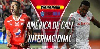 Prediksi América de Cali vs Internacional 30 September 2020