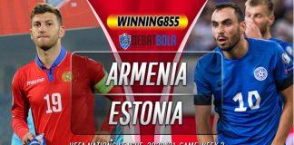 Prediksi Armenia vs Estonia 8 September 2020