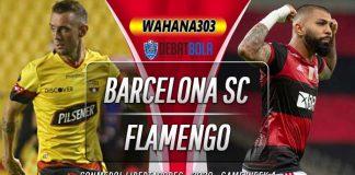 Prediksi Barcelona SC vs Flamengo 23 September 2020