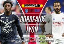 Prediksi Bordeaux vs Lyon 12 September 2020