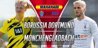Prediksi Borussia Dortmund vs Monchengladbach 19 September 2020