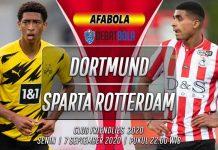 Prediksi Borussia Dortmund vs Sparta Rotterdam 7 September 2020