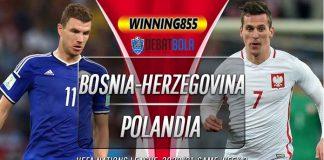 Prediksi Bosnia-Herzegovina vs Polandia 8 September 2020
