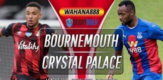 Prediksi Bournemouth vs Crystal Palace 16 September 2020