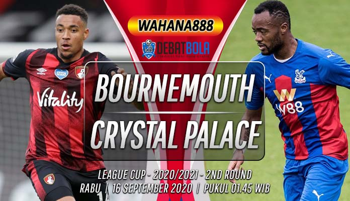 Prediksi Bournemouth vs Crystal Palace 16 September 2020