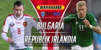 Prediksi Bulgaria vs Republik Irlandia 4 September 2020