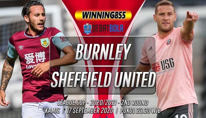 Prediksi Burnley vs Sheffield United 17 September 2020