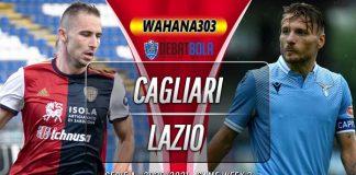 Prediksi Cagliari vs Lazio 26 September 2020