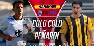 Prediksi Colo Colo vs Peñarol 16 September 2020