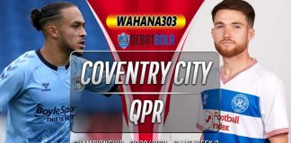 Prediksi Coventry City vs QPR 19 September 2020